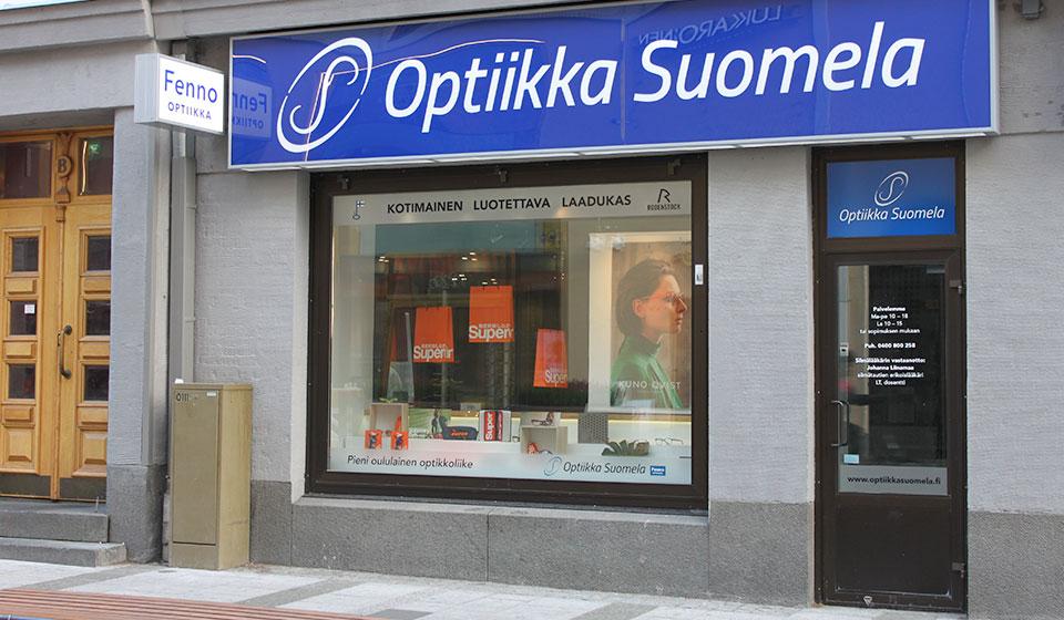 Ikkunateippaus Optiikka Suomela