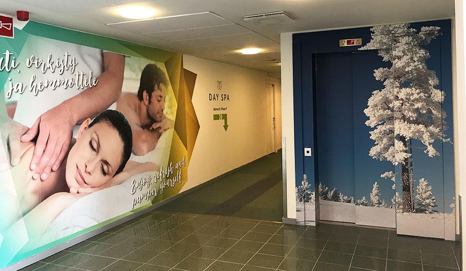 Tarrateippaus Rokua Health & Spa